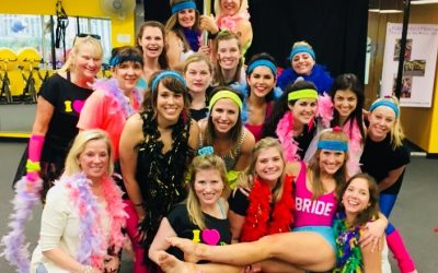 A Uniquely New Orleans Bachelorette Party with Pole Perfect Fitness